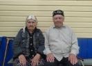 Усть-Рахмановка. Супруги Айгистовы